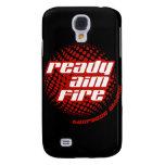 Ready Aim Fire Samsung Galaxy S4 Cases