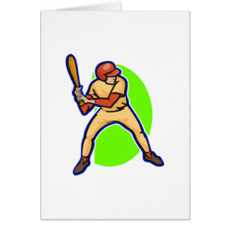 Ready Batter Card