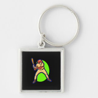 Ready Batter Keychain