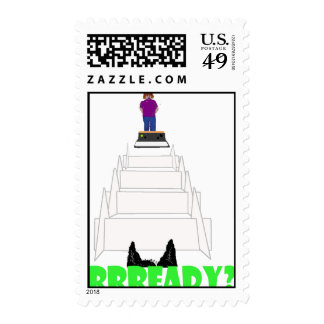 Ready Flyball Stamp