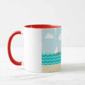 Ready For a Day At the Beach Mug