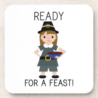 Ready For A Feast! Coasters