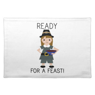 Ready For A Feast! Placemat