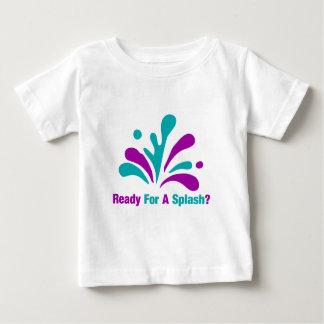 Ready For A Splash Infant T-shirt