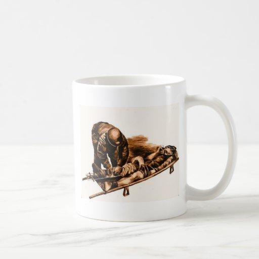 Ready for B.A.S. Classic White Coffee Mug