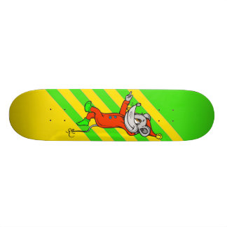 Ready For Bed Mouse Skateboard Deck