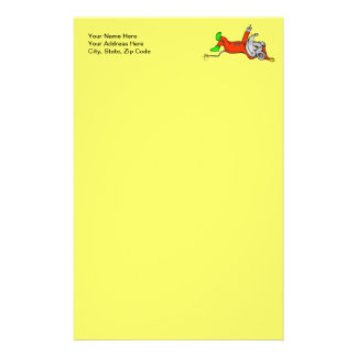 Ready For Bed Mouse Stationery Paper