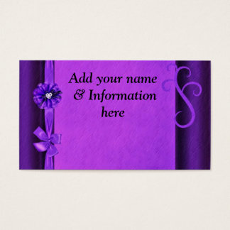 Ready for business_ business card
