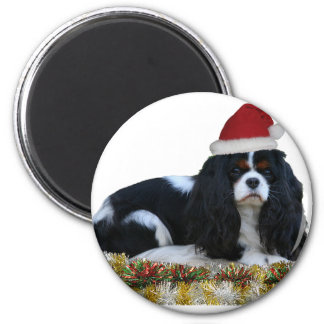 Ready For Christmas 2 Inch Round Magnet
