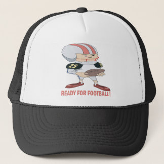 Ready For Football Trucker Hat
