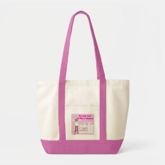 Ready for G-Ma's House  Girl's Tote Bag
