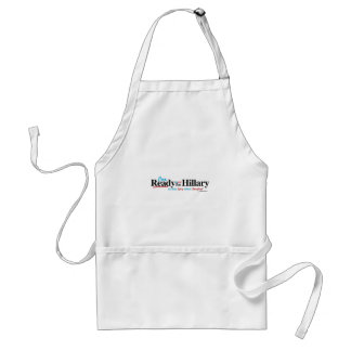 Ready for Hillary to stop lying about Benghazi Adult Apron