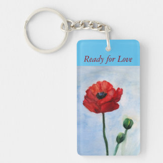 Ready For Love Keychain