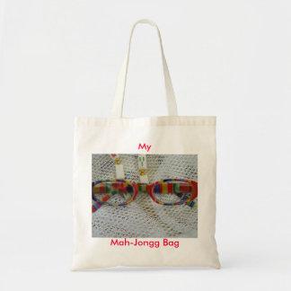 Ready For Mah-Jongg Tote Bag
