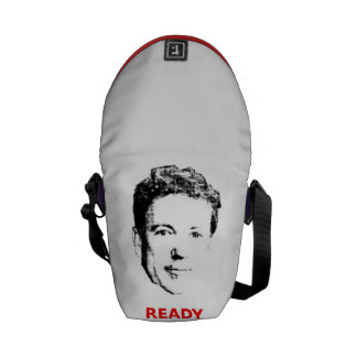 Ready for Rand Messenger Bag