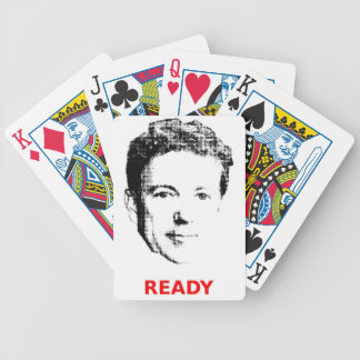 Ready for Rand playing cards