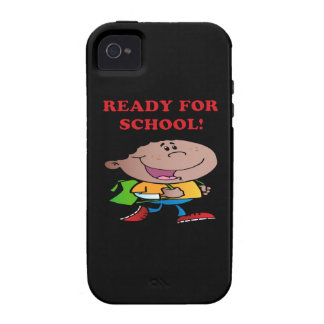 Ready For School 2 Case-Mate iPhone 4 Cover