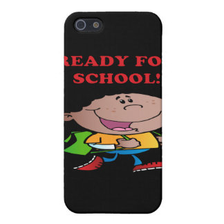 Ready For School 2 iPhone 5/5S Cover