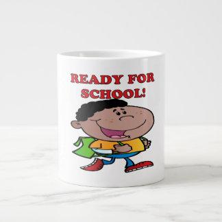Ready For School 2 Jumbo Mug