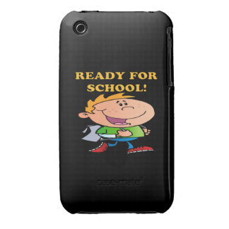Ready For School 3 iPhone 3 Case-Mate Case