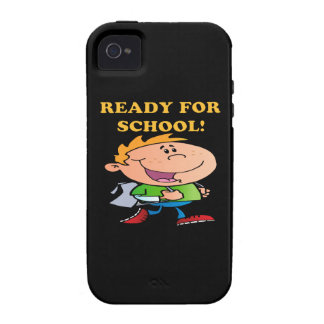 Ready For School 3 iPhone 4/4S Cover