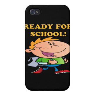 Ready For School 3 iPhone 4 Case