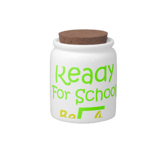 Ready for School B4Five - Apple Candy Dish