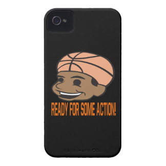 Ready For Some Action iPhone 4 Case