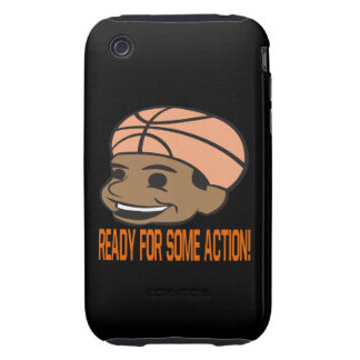 Ready For Some Action Tough iPhone 3 Case