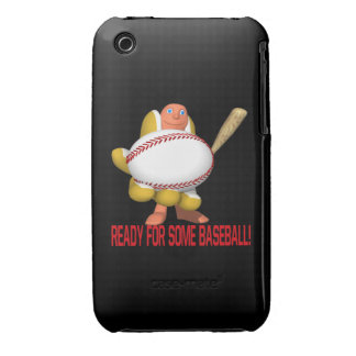 Ready For Some Baseball Case-Mate iPhone 3 Case