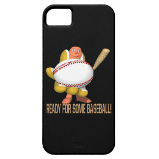 Ready For Some Baseball iPhone SE/5/5s Case