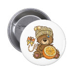 Ready For Spring Pinback Button