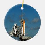 Ready for success rocket astronautics nasa christmas tree ornament