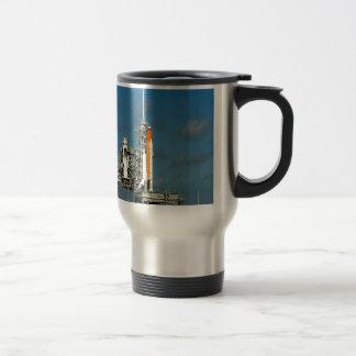 Ready for success rocket astronautics nasa travel mug
