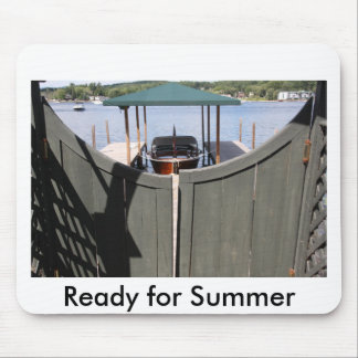 Ready for Summer Mouse Pad