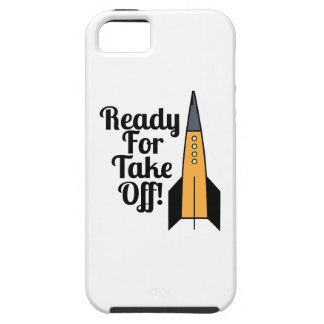 Ready For Take Off! iPhone 5 Case