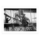 Ready for Takeoff, 1912 Postcard