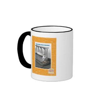Ready for Teleportation Coffee Mugs