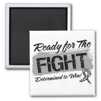 Ready For The Fight Carcinoid Cancer Magnet