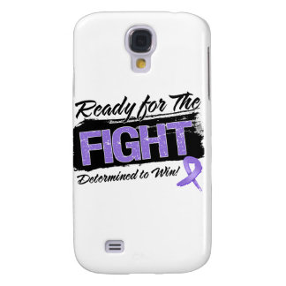 Ready For The Fight Hodgkins Disease Galaxy S4 Cases