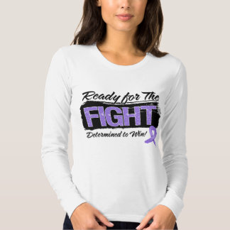 Ready For The Fight Hodgkins Disease Tee Shirt