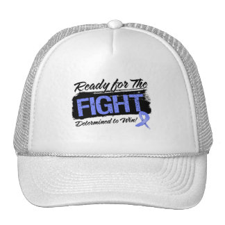 Ready For The Fight Intestinal Cancer Trucker Hat