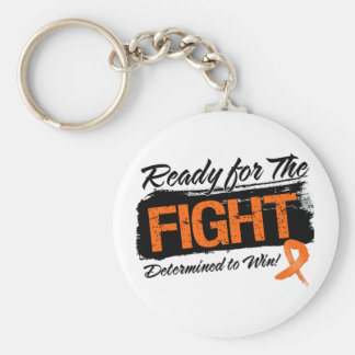 Ready For The Fight Leukemia Key Chains