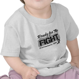 Ready For The Fight Melanoma T Shirt