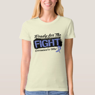 Ready For The Fight Stomach Cancer T-Shirt