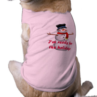 Ready For The Holidays Shirt