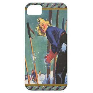 Ready for the piste iPhone SE/5/5s case