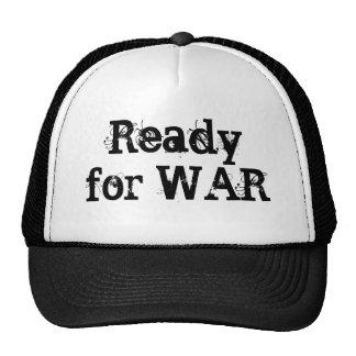 Ready for WAR Trucker Hat