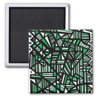 Ready Impressive Philosophical Persistent 2 Inch Square Magnet
