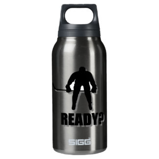 READY? INSULATED WATER BOTTLE